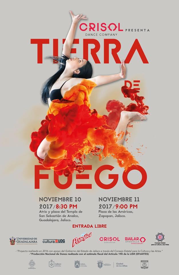 México - Crisol - Tierra de Fuego
