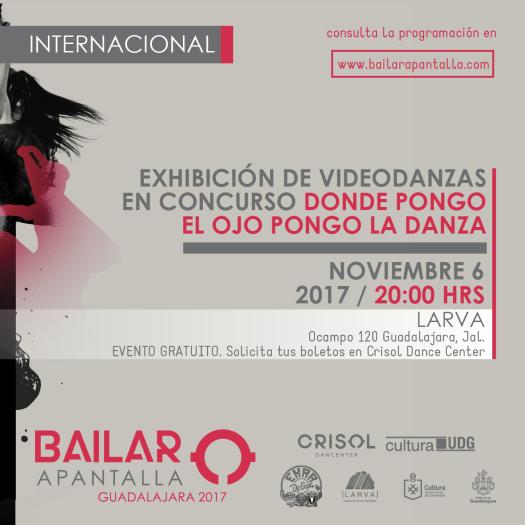 Evento Inaugural & VideoDanzas