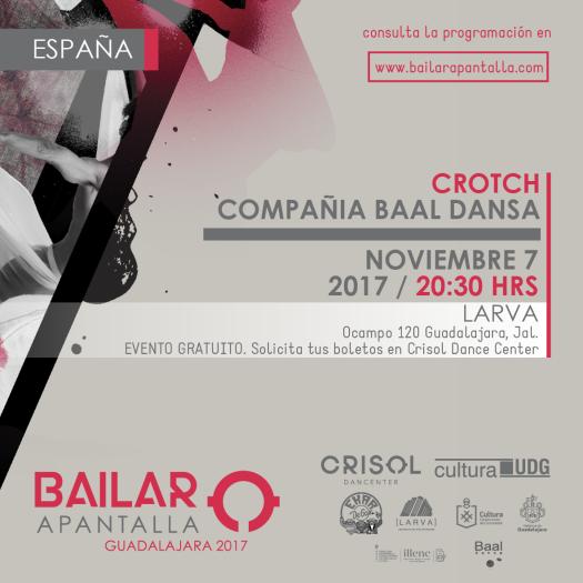 España - Baal Dansa - Crotch