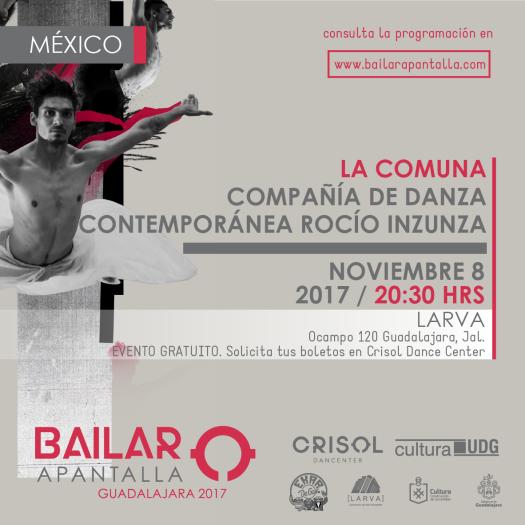México - Compañía de Rocío Insunza - La Comuna