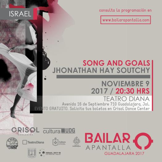 Israel - Jhonathan Hay Soutchy - Song & Goals