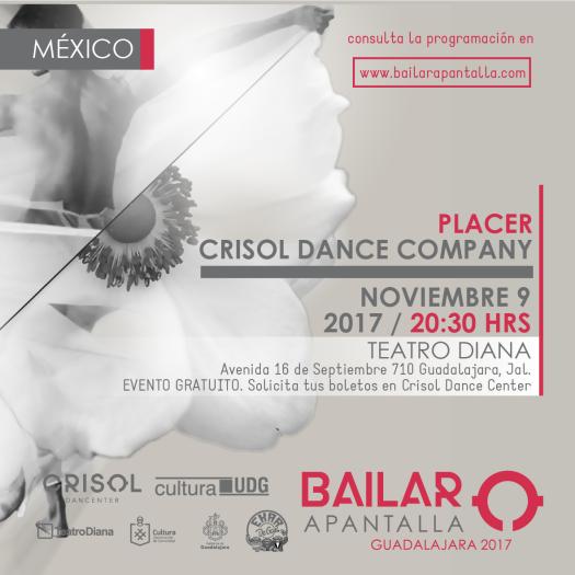México - Crisol Dance Company - Placer